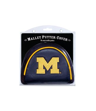 Team Golf MICHIGAN WOLVERINES Golf Mallet Putter Cover