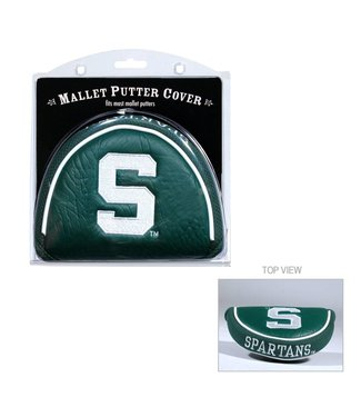 Team Golf MICHIGAN STATE SPARTANS Golf Mallet Putter Cover