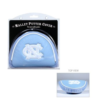 Team Golf NORTH CAROLINA TAR HEELS Golf Mallet Putter Cover