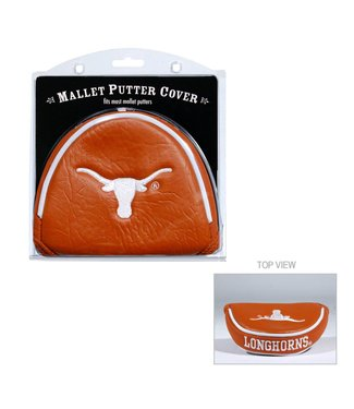 Team Golf TEXAS LONGHORNS Golf Mallet Putter Cover