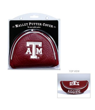 Team Golf TEXAS A&M AGGIES Golf Mallet Putter Cover