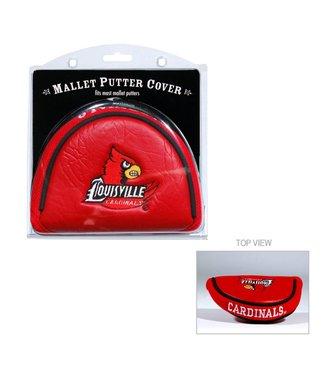 Team Golf LOUISVILLE CARDINALS Golf Mallet Putter Cover