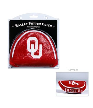 Team Golf OKLAHOMA SOONERS Golf Mallet Putter Cover