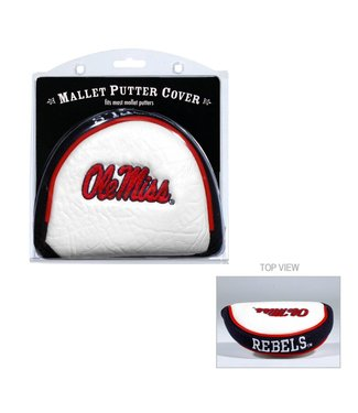 Team Golf OLE MISS REBELS Golf Mallet Putter Cover