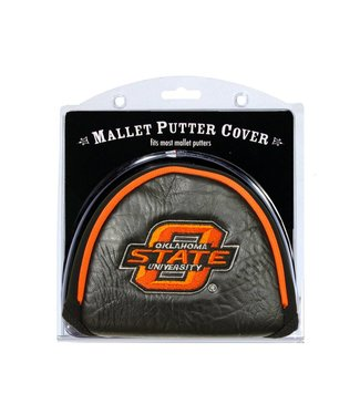 Team Golf OKLAHOMA STATE COWBOYS Golf Mallet Putter Cover