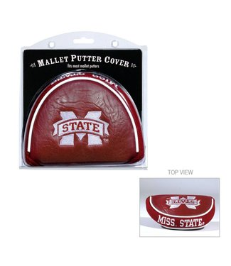 Team Golf MISSISSIPPI STATE BULLDOGS Golf Mallet Putter Cover