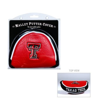 Team Golf TEXAS TECH RED RAIDERS Golf Mallet Putter Cover