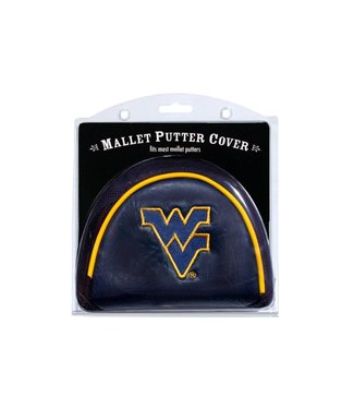 Team Golf WEST VIRGINIA MOUNTAINEERS Golf Mallet Putter Cover