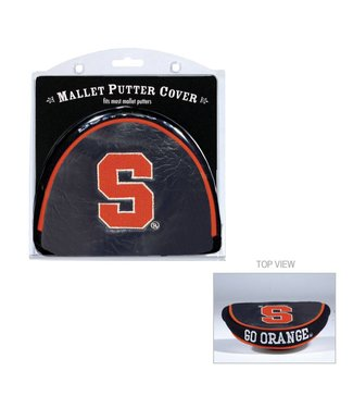 Team Golf SYRACUSE ORANGE Golf Mallet Putter Cover