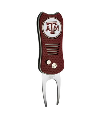 Team Golf TEXAS A&M AGGIES Switchfix Golf Divot Tool
