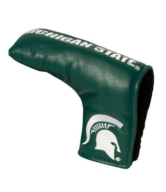 Team Golf MICHIGAN STATE SPARTANS Tour Blade Golf Putter Cover