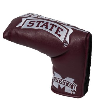 Team Golf MISSISSIPPI STATE BULLDOGS Tour Blade Golf Putter Cover