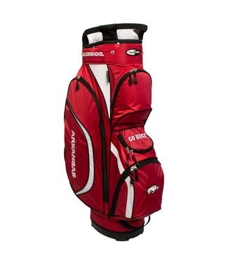 Team Golf ARKANSAS RAZORBACKS Clubhouse golf Cart Bag