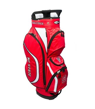 Team Golf NC STATE WOLFPACK Clubhouse golf Cart Bag