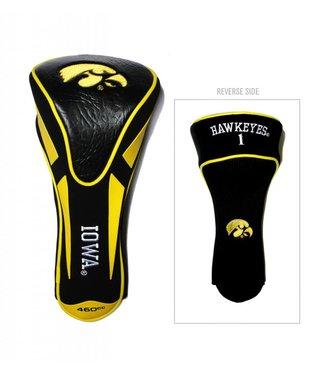 Team Golf IOWA HAWKEYES Apex Driver Golf Head Cover