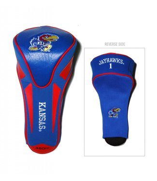 Team Golf KANSAS JAYHAWKS Apex Driver Golf Head Cover