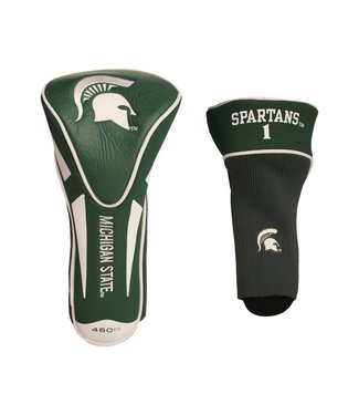 Team Golf MICHIGAN STATE SPARTANS Apex Driver Golf Head Cover