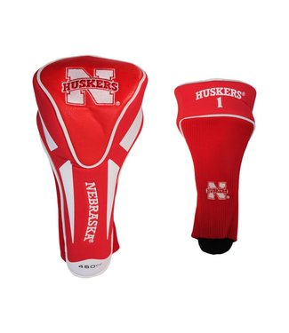 Team Golf NEBRASKA CORNHUSKERS Apex Driver Golf Head Cover