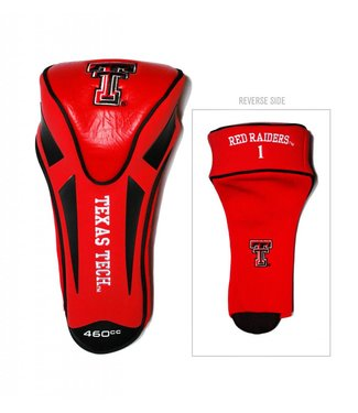 Team Golf TEXAS TECH RED RAIDERS Apex Driver Golf Head Cover