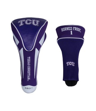 Team Golf TCU HORNED FROGS Apex Driver Golf Head Cover