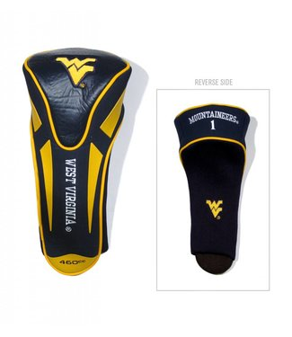 Team Golf WEST VIRGINIA MOUNTAINEERS Apex Driver Golf Head Cover