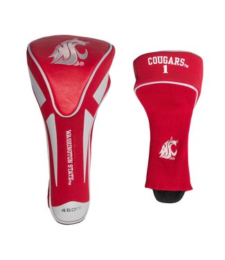 Team Golf WASHINGTON STATE COUGARS Apex Driver Golf Head Cover