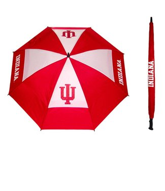 Team Golf INDIANA HOOSIERS Oversize Golf Umbrella