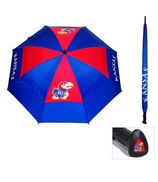 Team Golf KANSAS JAYHAWKS Oversize Golf Umbrella