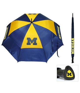 Team Golf MICHIGAN WOLVERINES Oversize Golf Umbrella