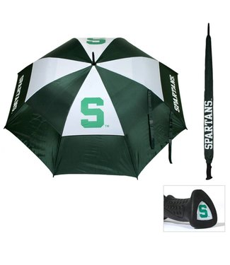 Team Golf MICHIGAN STATE SPARTANS Oversize Golf Umbrella