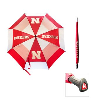 Team Golf NEBRASKA CORNHUSKERS Oversize Golf Umbrella