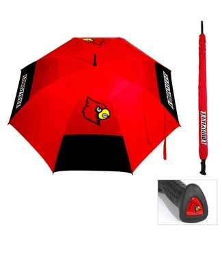 Team Golf LOUISVILLE CARDINALS Oversize Golf Umbrella