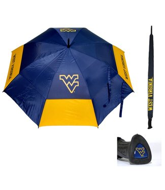Team Golf WEST VIRGINIA MOUNTAINEERS Oversize Golf Umbrella
