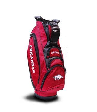 Team Golf ARKANSAS RAZORBACKS Victory Golf Cart Bag