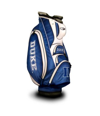 Team Golf DUKE BLUE DEVILS Victory Golf Cart Bag