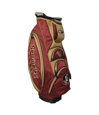 Team Golf FLORIDA STATE SEMINOLES Victory Golf Cart Bag