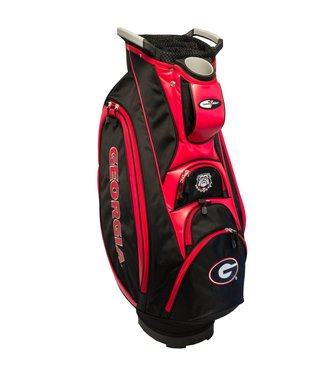 Team Golf GEORGIA BULLDOGS Victory Golf Cart Bag