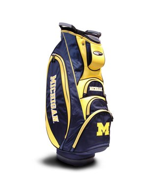 Team Golf MICHIGAN WOLVERINES Victory Golf Cart Bag