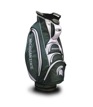 Team Golf MICHIGAN STATE SPARTANS Victory Golf Cart Bag