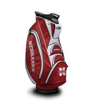 Team Golf NEBRASKA CORNHUSKERS Victory Golf Cart Bag