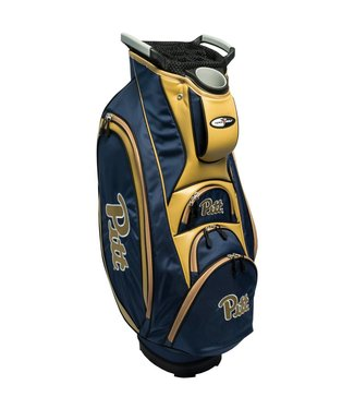 Team Golf PITT PANTHERS Victory Golf Cart Bag