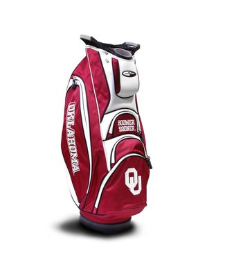 Team Golf OKLAHOMA SOONERS Victory Golf Cart Bag