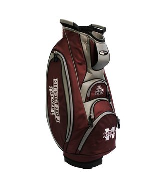 Team Golf MISSISSIPPI STATE BULLDOGS Victory Golf Cart Bag