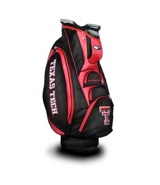 Team Golf TEXAS TECH RED RAIDERS Victory Golf Cart Bag