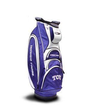 Team Golf TCU HORNED FROGS Victory Golf Cart Bag