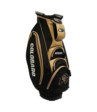 Team Golf COLORADO BUFFALOES Victory Golf Cart Bag