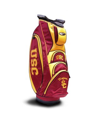 Team Golf USC TROJANS Victory Golf Cart Bag