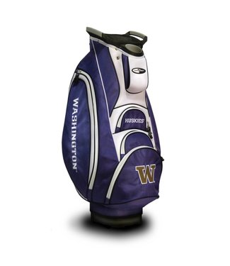 Team Golf WASHINGTON HUSKIES Victory Golf Cart Bag