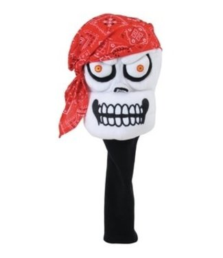 Winning Edge Designs PIRATE SKULL HEADCOVER