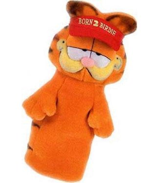 Winning Edge Designs GARFIELD HEADCOVER